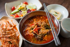 Don't forget these essential ingredients when cooking Korean food.