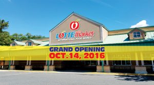 ROCKVILLE LOTTE PLAZA MARKET GRAND OPENING