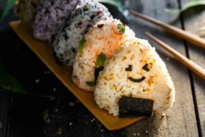 Learn More About Japanese Onigiri!