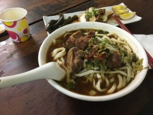 Asian Soups: Taiwanese Beef Noodle Soup